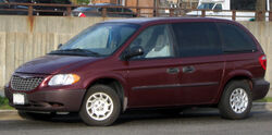 2001-2003 Chrysler Voyager -- 04-10-2011