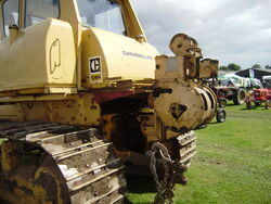 Cat D8H with Winch unit-Driffield-P8100564