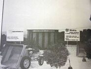 1976 VM Modelo 45 Dumper Diesel