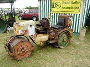 Aveling-Barford GA roller - XTL 413 at Belvoir 08 - P5180452