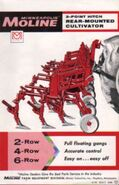 MM Cultivator brochure - 1961