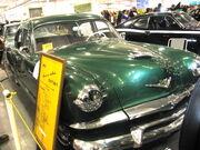 '53 Kaiser Custom 6