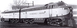 Fairbanks Morse 4802 demonstrator