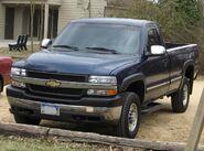 99-02 Chevrolet Silverado 2500