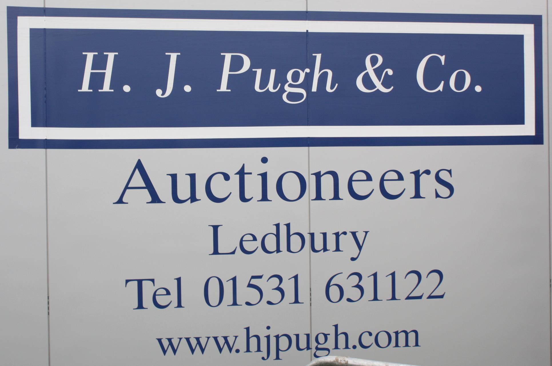 H Pugh Sales H J Pugh & Co. ...