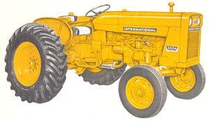 International 2404 1967