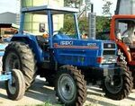 Iseki T8010 MFWD