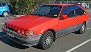 1987-1990 Ford Laser (KE) TX3 3-door hatchback 01