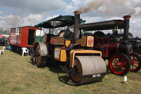 Armstrong Whitworth no. 10R2 - RR - BD 7511 at Hollowell 2011 - Picture 192