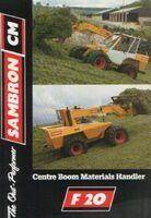 Sambron CM F20 Brochure (ebay)
