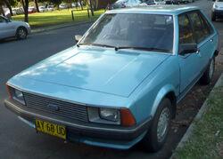 1981-1983 Ford Laser (KA) GL 5-door hatchback 01