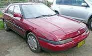 1991-1994 Mazda 323 (BG Series 2) Astina 5-door hatchback 01