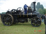 Ploughing Engine