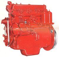 International TD-6 engine 1951