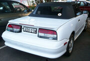 1993-1994 Ford Capri (SE) XR2 convertible 01