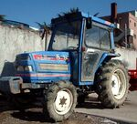Tong Yang TA4340B MFWD (blue) - 1995
