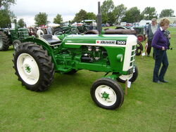 Oliver 500 a DB