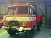 LF 8-TS 8 Robur 1800
