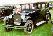 Dodge Series 124 4-Door Sedan 1927