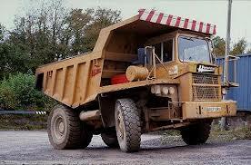 A 1981 Heathfield H22 V8 Diesel Dumptruck