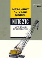 Neal-Unit NU1621C Crawlercrane