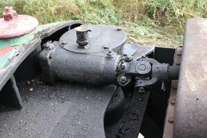 Aveling-Barford GB roller steering box - IMG 5006