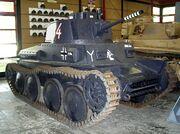 Panzer 38(t) Ausf. S