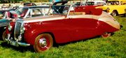 Daimler Drophead Coupe 1951