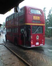 Double-decker bus02 Sri Lanka