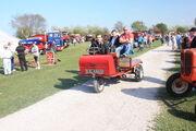 Trac Grip motorcart - DJL 480D at Riverside 2011 - IMG 8959