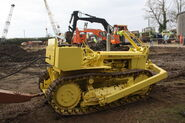 Bristol Taurus bulldozer sn? at AB WD 2013 - IMG 7693