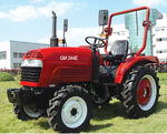 GM 244E MFWD - 2011