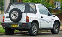 1992-1994 Suzuki Vitara (SE416C Type2) JX softtop 02