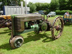 John Deere Model B (styled)