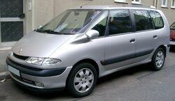 Renault Espace front 20080222