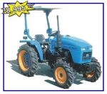 SamTrac ST-284 MFWD (blue) - 2001