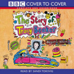 The BBC cover of The Story of Tracy Beaker