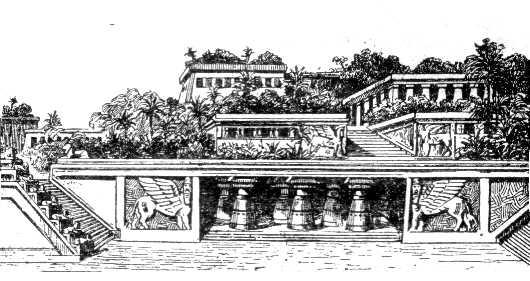 Ogrody semiramidy
