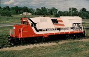 SOO Bicentennial GP35