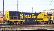 BNSF 4276 SF30B