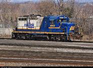 Canadian Rail Link GP9-4