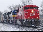 CP SD60M