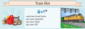 Train Slot