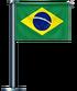 Brazilië-Vlag