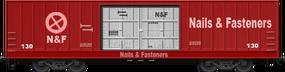Nail Boxcar