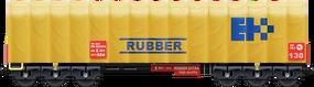Covered Rubber Van
