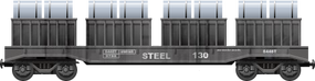 Steel Coil Carrier