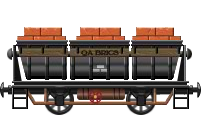 Brick Carriage