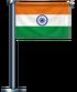 India-Vlag