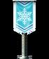 Sneeuwvlok Vlag